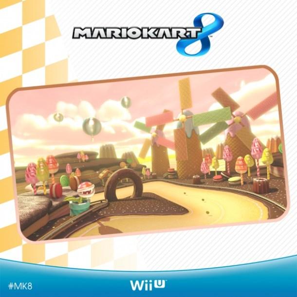 Mario Kart 8 track 3