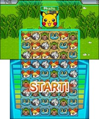 Start! | Pokémon Battle Trozei