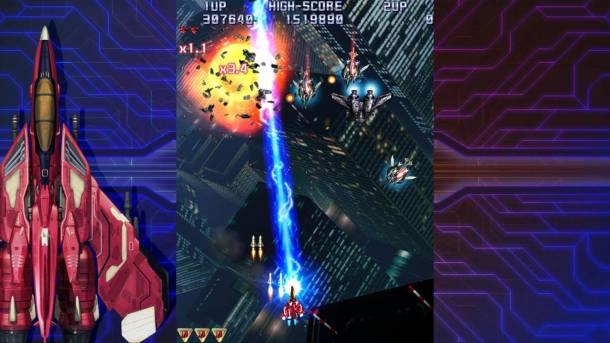 Raiden IV Overkill   oprainfall