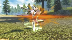 Alicia in Battle   Tales of Zestiria