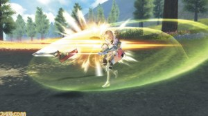 Alicia in Battle | Tales of Zestiria