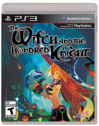 The Witch and the Hundred Knight | oprainfall