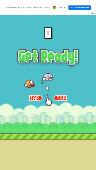 Flappy Bird | Get Ready!