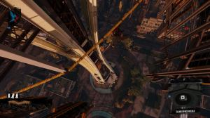 inFAMOUS: Second Son | Space Needle