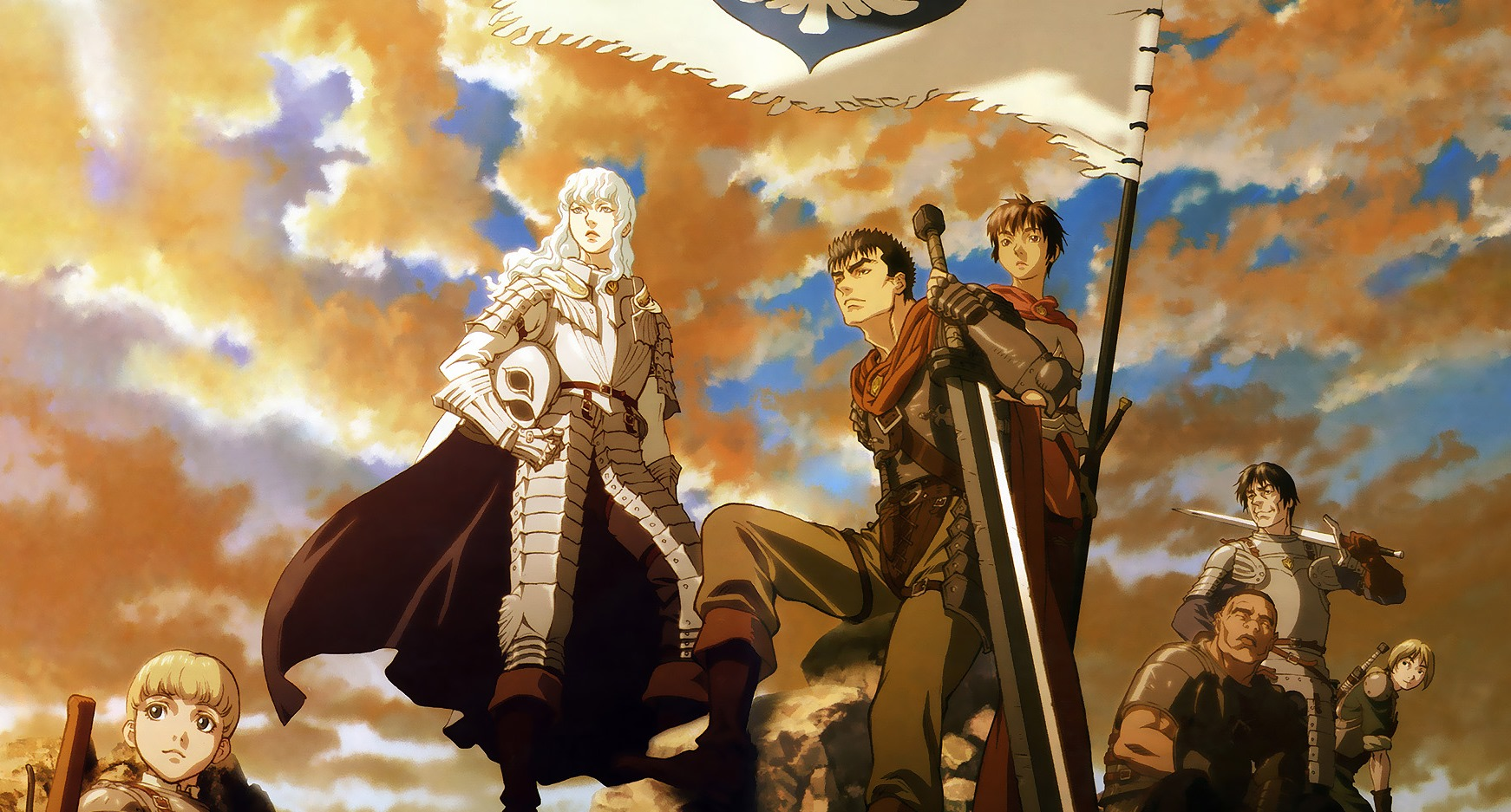 berserk the golden age arc 2 - the egg of the king