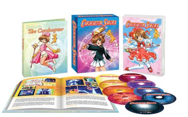 NIS America Blu-ray Set | Cardcaptor Sakura