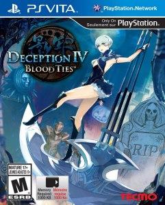 Deception IV: Blood Ties | oprainfall