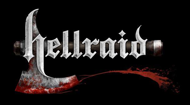 Hellraid logo