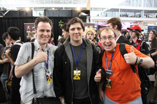 PAX East 2014 | oprainfall Media Team