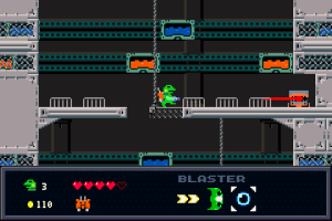 Kero Blaster - Coming Soon! | oprainfall