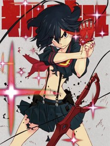 Kill la Kill - Volume1 | oprainfall