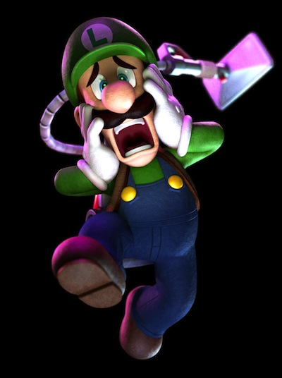 Luigi's Mansion | Media Create