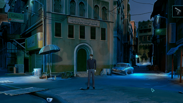 Moebius: Empire Rising | Great Prerendered Backgrounds