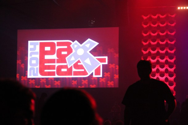 PAX East 2014 Logo