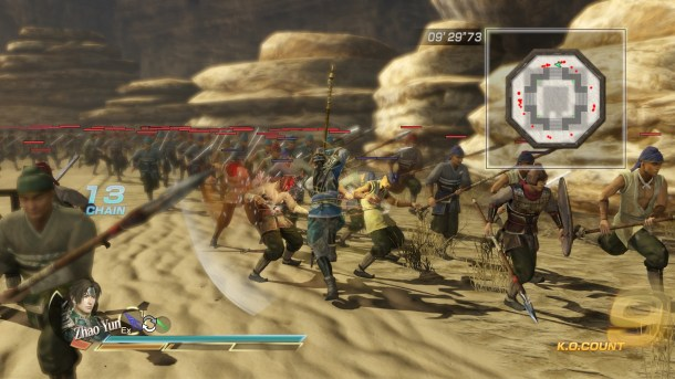 Dynasty Warriors 8: Xtreme Legends Complete | PS4 Combat
