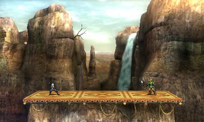 Sheik vs. Link at Final Destination: Gerudo Valley - Smashing Saturdays   oprainfall