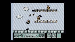 Super Mario Bros. 3 on Ice
