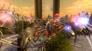 Earth Defense Force 2025 | Enemies