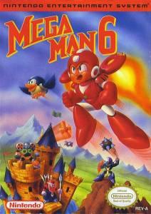 Mega Man 6 | oprainfall