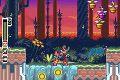 Mega Man Zero 2 | Bees