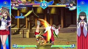 Arcana Heart 3 Love Max | Combat 2