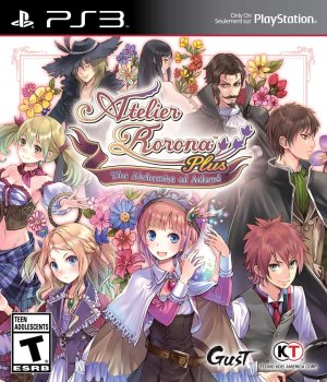 Atelier Rorona Plus - PSN Weekly | oprainfall