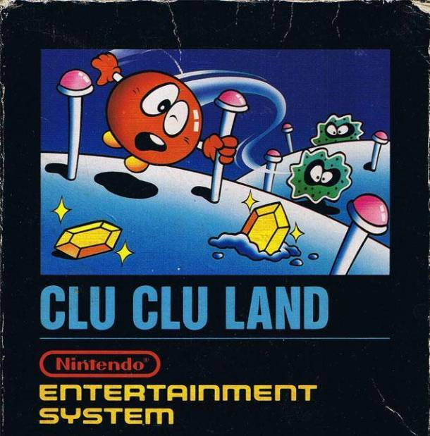 Clu Clu Land - Nintendo Download | oprainfall