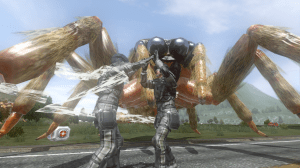 Earth Defense Force 2025 | Giant Spider