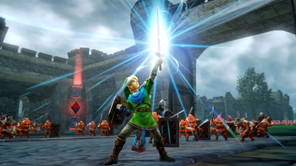 Hyrule Warriors | Link Fights
