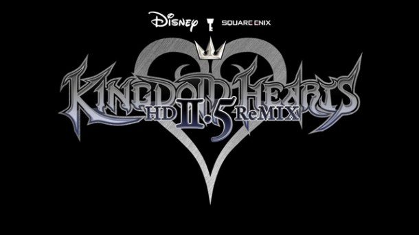 Kingdom Hearts HD 2.5 ReMIX - Logo | oprainfall