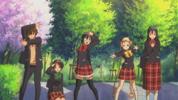 Love, Chunibyo & Other Delusions  | Characters