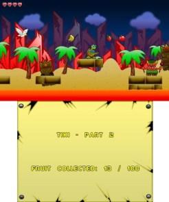 N3DS: Turtle Tale - Gameplay03