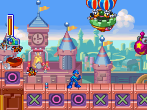 Mega Man 8 | Clown Man