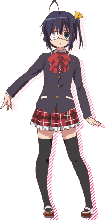 Love, Chunibyo & Other Delusions  Rikka