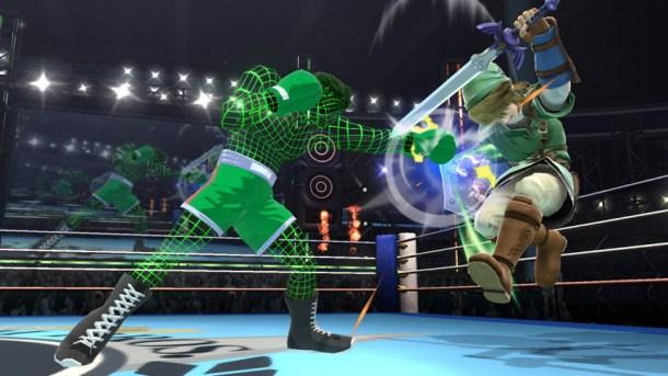 Smashing Saturdays - Super Smash Bros: Wire-Frame Mac - oprainfall