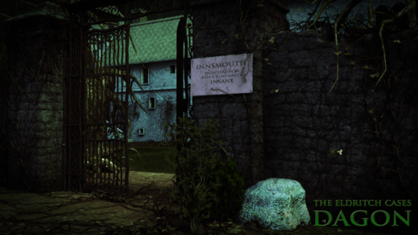 The Eldritch Cases: Dagon   Last Call for Funding