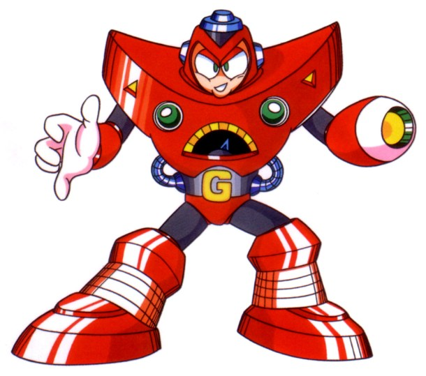 Most Original Robot Masters