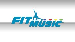FitMusic - Title Screen