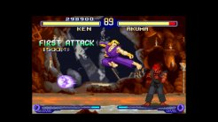 Wii U - Street Fighter Alpha 2 - Gameplay01
