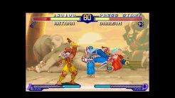 Wii U - Street Fighter Alpha 2 - Gameplay02