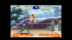 Wii U - Street Fighter Alpha 2 - Gameplay03