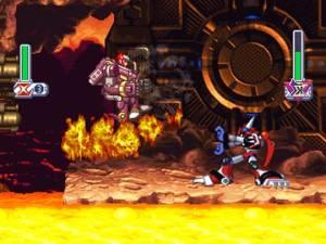 Mega Man X4 | Ryu