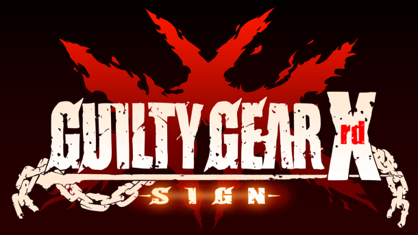 Guilty Gear Xrd -Sign- | Logo