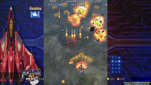 Raiden IV: Overkill | Massive Destruction