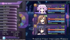 Hyperdimension Neptunia Re;Birth | Status