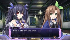 Hyperdimension Neptunia Re;Birth | Noire