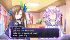 Hyperdimension Neptunia Re;Birth | Cut Scene