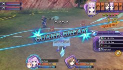 Hyperdimension Neptunia Re;Birth | Guard Break