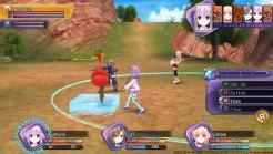 Hyperdimension Neptunia Re;Birth | Neptune Combat