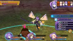 Hyperdimension Neptunia Re;Birth | Battle